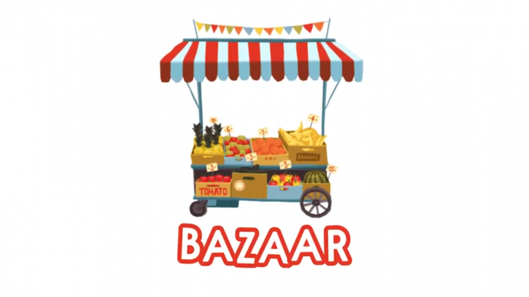 LEAP's Food Bazaar and Charity!!